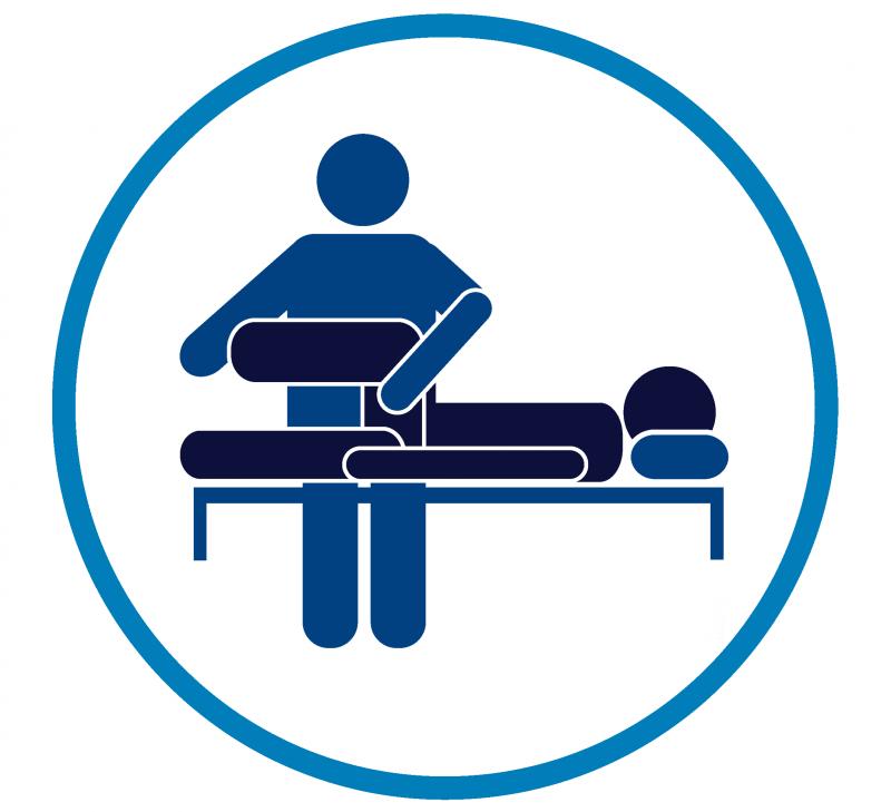 فیزیوتراپی  بیمارستان انصاری